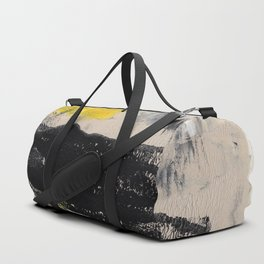 Abstract Acrylic Painting Duffle Bag