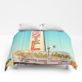 O'Haire Manor Motel Comforters
