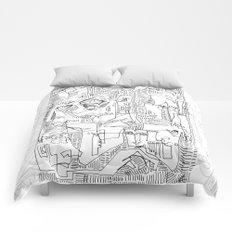 Hooligans Comforters
