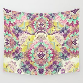 Opal with phantoms  Wall Tapestry