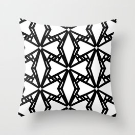 LETTERNS - A - Jokerman Throw Pillow