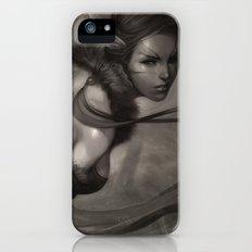 Pepper Queen iPhone (5, 5s) Slim Case
