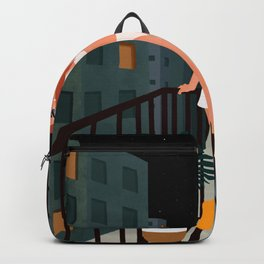 Fire escape Backpack