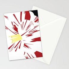 Camellia Flower Stationery Cards