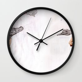 Attention Deficit Disorder Wall Clock