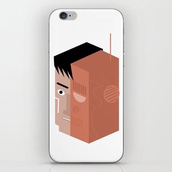 Cyborg iPhone & iPod Skin