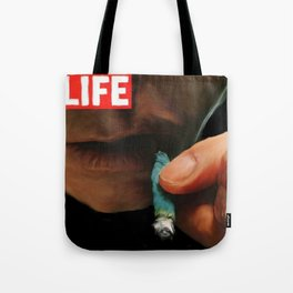 LIFE MAGAZINE: Marijuana Tote Bag