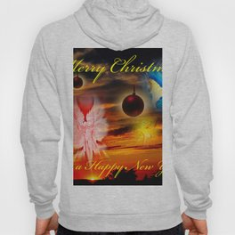 Merry Christmas and a Happy New Year Hoody