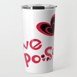 Love Poison 001 Travel Mug