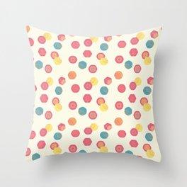Hanabi Throw Pillow