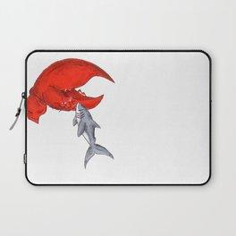 Great White Lobstah Lovah Laptop Sleeve