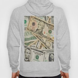 dollar bills Hoody