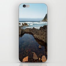 Cape Perpetua Tide Pool iPhone & iPod Skin
