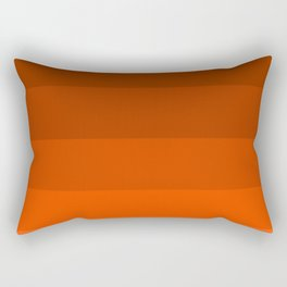 Pumpkin Spice in the Fall - Color Therapy Rectangular Pillow