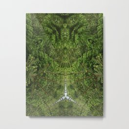 Don't Go Down To The Woods Today... Metal Print