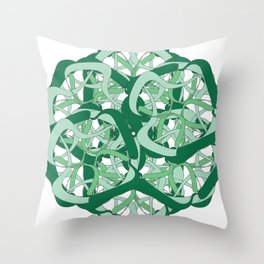 Embarrassed by Freddi Jr Throw Pillow