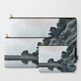 Reflections Of A Floating Coast Carry-All Pouch