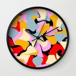 Liquified 02 Wall Clock
