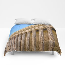 The Pantheon in Rome Italy Comforters