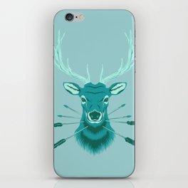 Elk Head iPhone Skin