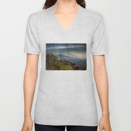 Far Away Unisex V-Neck