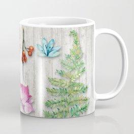 Botanica Plants and Flowers II Coffee Mug