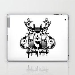 Deer antique vector illustration Laptop & iPad Skin