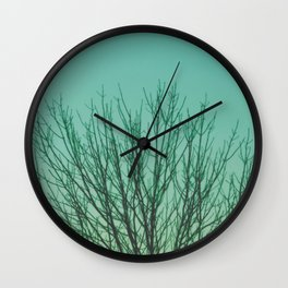 Dawning of a New Day Wall Clock