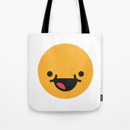 Emojis: Happy Tote Bag