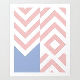 CUATRO Art Print