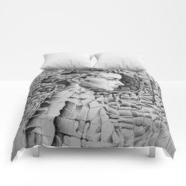 Materials Comforters