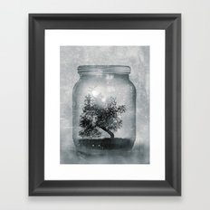 Saving Nature. Framed Art Print