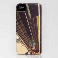 Meet me in the city iPhone (4, 4s) Slim Case