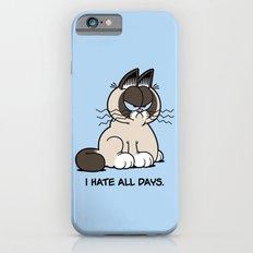 Always Grumpy iPhone 6s Slim Case
