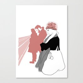 Soble Canvas Print