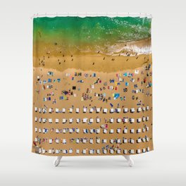Beach Collection Shower Curtain