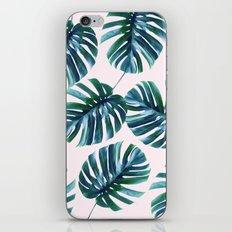 Monstera Pattern #society6 #decor #buyart iPhone & iPod Skin