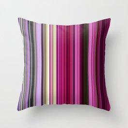 Spring Rainbow Throw Pillow
