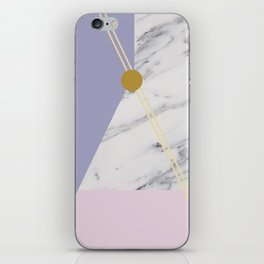 Minimal Complexity v.4 iPhone Skin