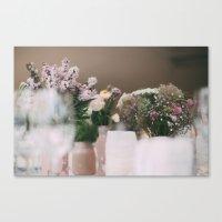 wedding Canvas Prints featuring wedding by iulia pironea