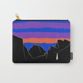 Yosemite w/ Patagonian Sky Carry-All Pouch