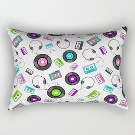 Antiquated Audio  Rectangular Pillow