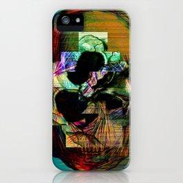 Hacked Selfie iPhone Case