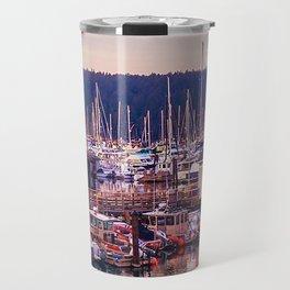Boatscape Travel Mug