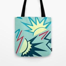 CELEBRITY, ART DECO MODERN: FIFTIES KITCHEN Tote Bag