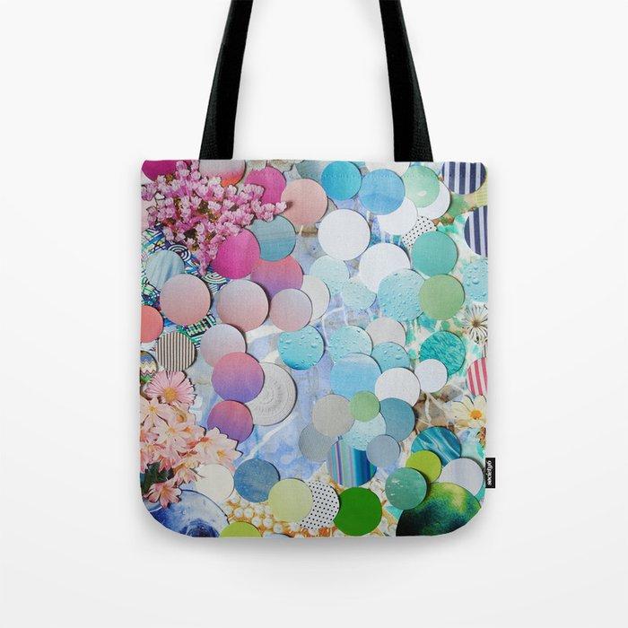 Blueberry Garden Tote Bag