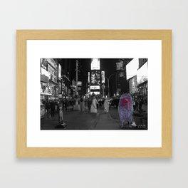 Unseen Monsters of New York - Guffaw Kismet Framed Art Print
