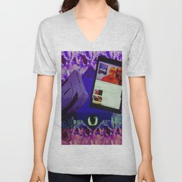 MINDD COLOR Unisex V-Neck