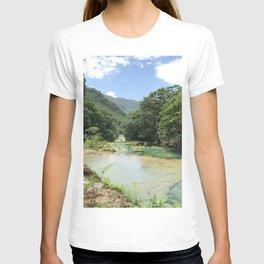 Semuc Champey T-shirt