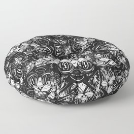 The Creative Cat Floor Pillow